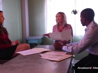 Anatomik Media - Tasha Reign & Chanel Preston   tasha reign   femdom porn selena gomez femdom