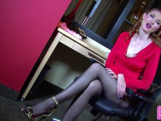 humiliatrix  miss kendra james  your sadistic ex-wife kendra takes ownership of your cock and balls     [12-08-2016]