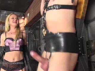 Sado-Ladies – Athena – Big Cock Big Ruin – Forced Orgasm – Bondage Cross, Female Domination - handjob - bdsm porn ass bdsm porn video
