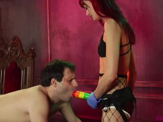 Severe Sex Films – Andi Rye – Dick-O-Rama Fun for Sub Slut Marcelo  Part 1