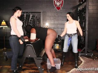 Boots – Goddess Cheyenne – Double Dom Dicked