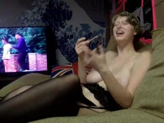 Awesome tits webcam girl