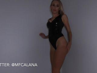 Mistress Alana – Blackmail-Fantasy and sissified