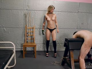 cruel punishments  mistress anette  anette is more brutal than ever part 1  bare bottom spanking