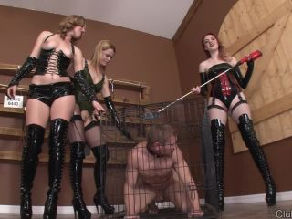 Caddle Slave and Chindo Humiliation