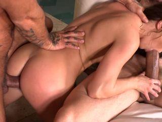 Online porn - DDFNetwork – HandsOnHardcore presents Anita Bellini in Triple Dick Gangbang – 09.06.2018 dp