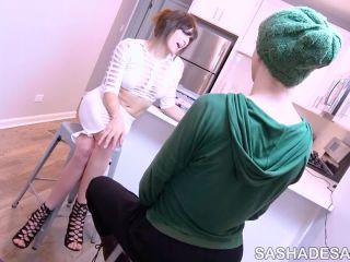 Online fetish - Sasha de Sade, Bailey Love