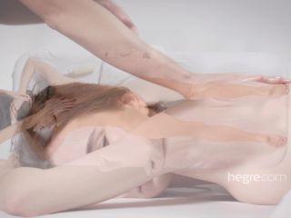 Hegre presents Veronika V. in Clinical Erotic Massage – 05.06.2018
