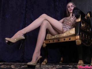 High heels – Goddess Kyaa – Loser For Life Mantra