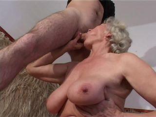 TuttiFrutti presents Norma granny in Granny Norma home porn – 08.10.2017