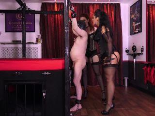 Mistress Lady Renee  Double Punishment. Starring Mistress Ezada