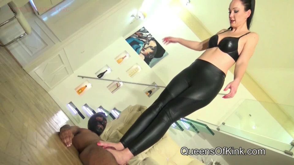 FemdomZzz - Queens Of Kink: Fetish Liza - Smashed Balls Under My Bare Feet  - Download or Watch Online Femdom Porn from Keep2share, K2s