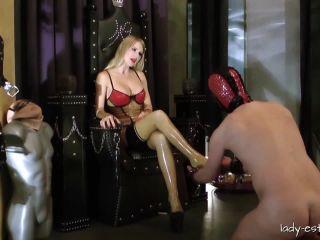 Online video femdom lady estelle – extreme (part1)