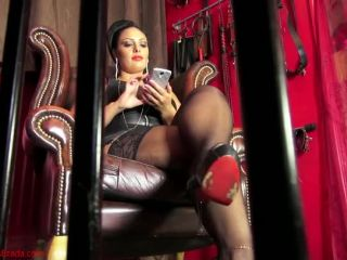 Mistress Ezada Sinn – Totally Ignoring you, My prisoner – POV, Ignored - mistress ezada sinn - pov lady fyre femdom