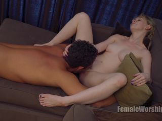 Pussy Licking – Female Worship – Who Do You Belong To – Athena Rayne and Brad Newman