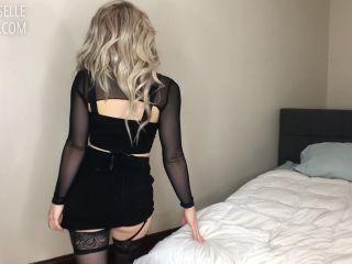 Porn tube LittleMissElle - Lingerie Date Night Fuck For Jacob