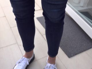 Online Fetish video Goddess Rea - Barcelona Trip - DAY4: SITGES - Morning At The Garden - Worship My Feet And Spend Money For My Next Trip! - Foot Fetish POV