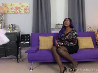 The English Mansion – Bound Maid Sharon, Mistress Lorraine – Training Her Sissy – Complete Movie