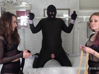 TeaseAndThankYou – Lucid Lavender, Minnie – Handjob Torture Service!