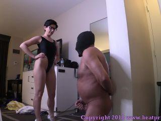 Masturbation – Brat Princess 2 – Lola – Good Toilets get to Edge