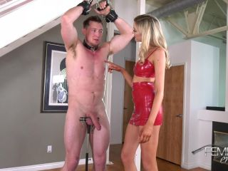Blown Out Nuts – Femdom Empire – Anny Aurora