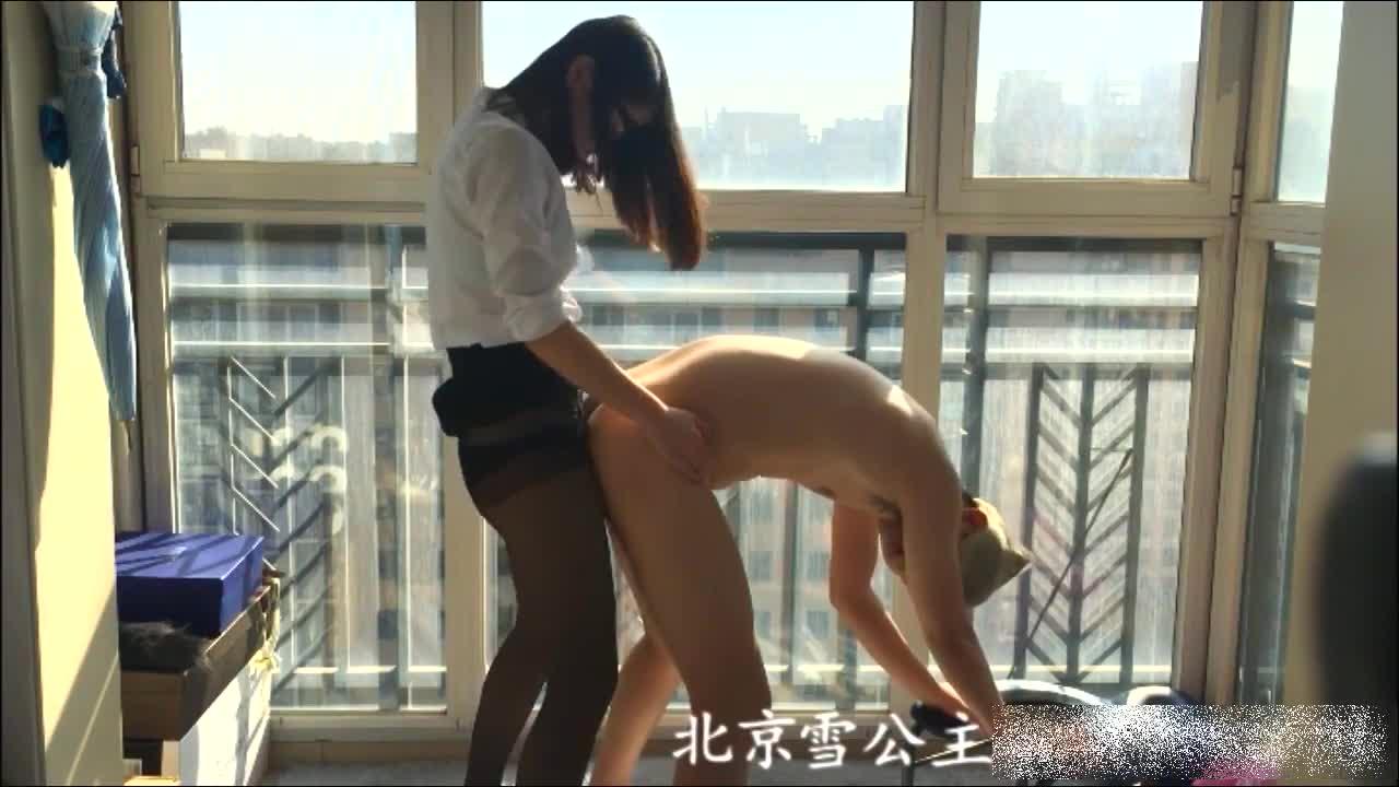 Male Bondage Slave Milking