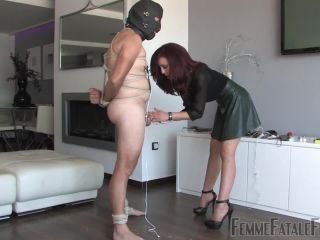Teased In Chastity (Part 3)  13th Jul 2015
