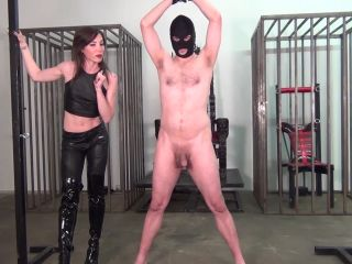 [Femdom 2018] DomNation  AN EPIC BALL BUSTING PUNISHMENT! Starring Janira Wolfe [BALLBUSTING]