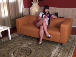 Verbal Humiliation – ASIAN MEAN GIRLS – A LESSON IN PROPER SHOE AND FOOT WORSHIP – Astro Domina