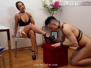 Submissive Cuckolds – Mistress Kenzie Buzz – Cuckold