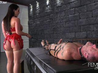 FemdomEmpire presents Angela White in Cock Cum Guzzler