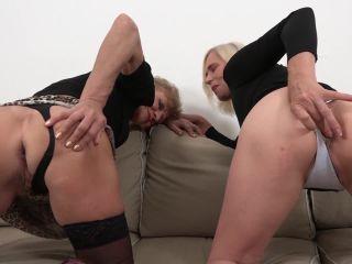 Two Mature Ladies Anal Group Sex-Lillaя▌Violet_DFBn17