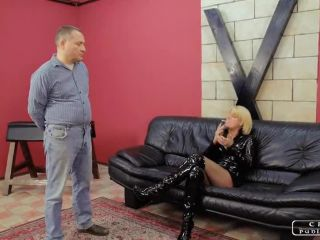 Foot Fetish – CRUEL PUNISHMENTS – SEVERE FEMDOM TRIBUTE – Hot and cold from Lady Bonnie