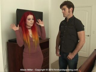 Alison Miller - Domestic Discipline - EF