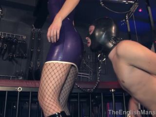 amputee fetish pussy licking | Rubber Dress – The English Mansion – Her Fuck Slave – Complete Film – Fetish Liza | fetish liza