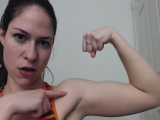 Hot biceps joi