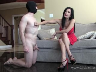 clubstiletto  miss jasmine  you'll do everything except the spanking  bottom spanking