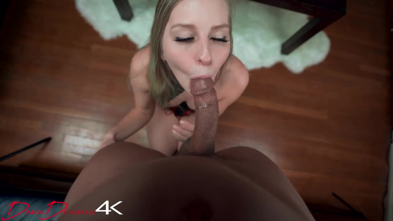 Teen Tricked Into Blowjob