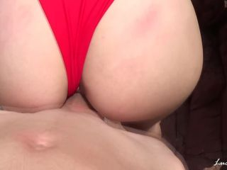 Sex on the Beach with a Student Girl Big Boobs