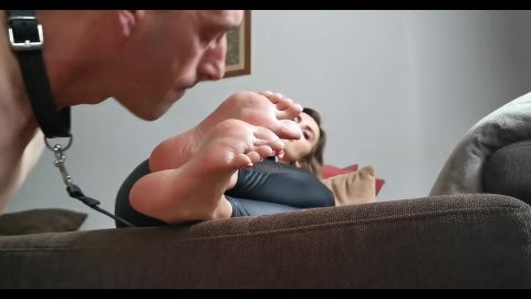 Foot Servant - Worship My Feet [FullHD 1080P]