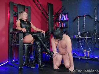 Bootworship – The English Mansion – Imperial Leather – Part 1 – Mistress Courtney