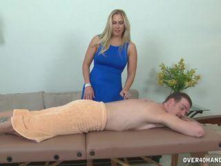 Angela Allwood in MILF Massage