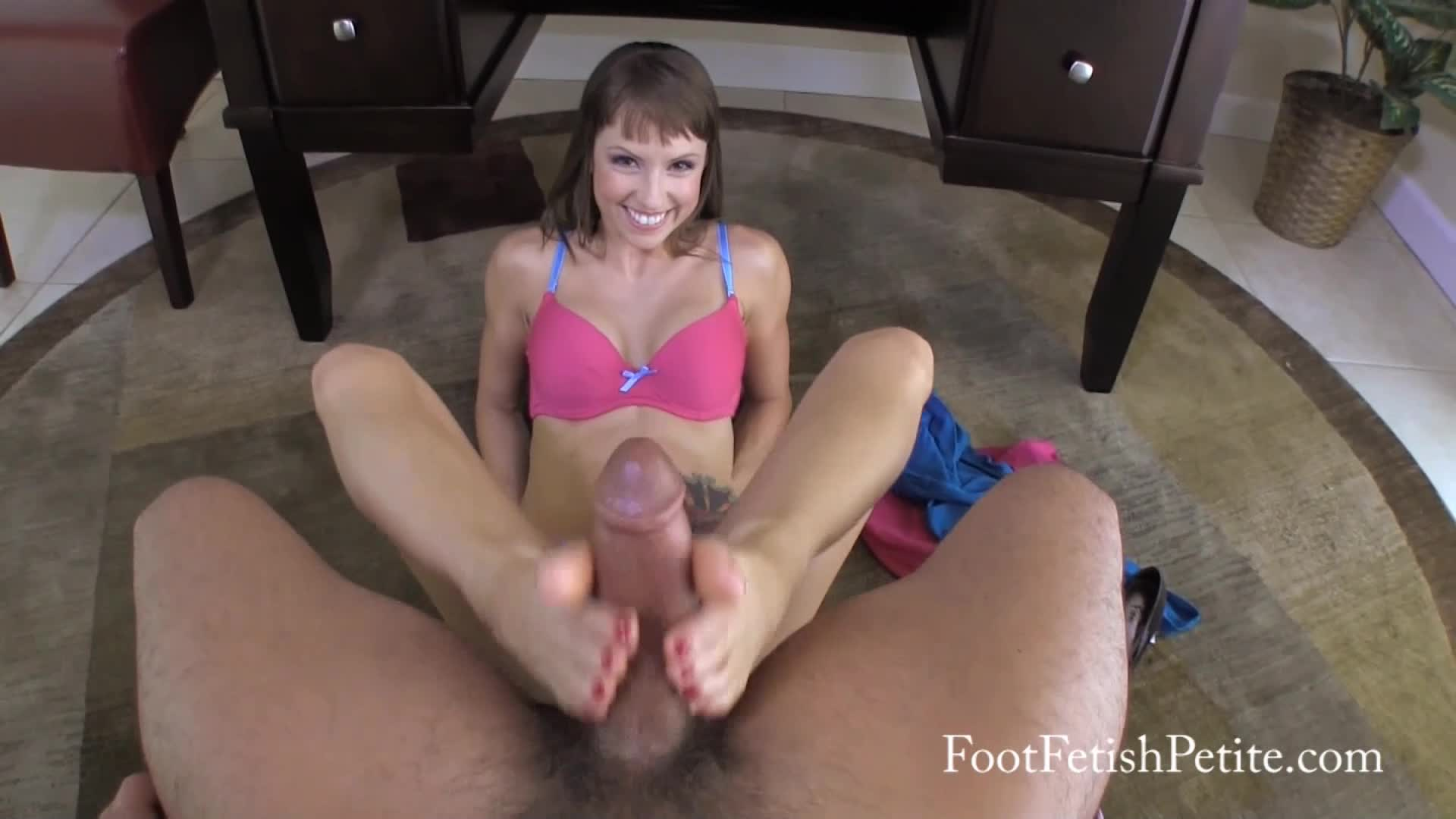 First Time Foot Worship