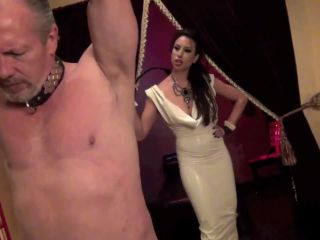 DomNation – SINGLE TAIL SERENADE  Starring Goddess Tangent   whipping   bdsm porn bratty femdom