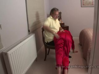 Young ass spanking, male domination