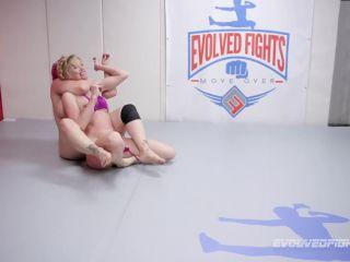 big ass cocks shemale lesbian | EvolvedFightsLesbianEdition – Bella Rossi vs Serene Siren | winner fucks loser