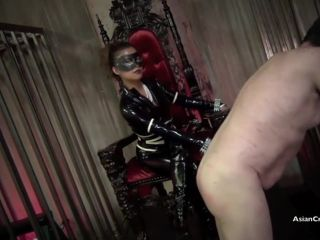 Asian Cruelty  THE MOST CRUEL AND DEPRAVED BEATING OF HIS DEPLORABLE LIFE. Starring Princess Inari-Kai