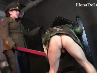 Slave – Elena De Luca Fetish and POV – Ma'am, Yes Ma'am – CORPORAL PUNISHMENT