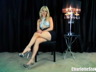 Charlotte Stokely – Buying My Shoes