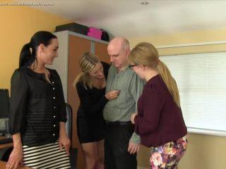 Mistress Whiplash – Nikki Whiplash, Chloe Lovette, Amy Hunter – Humiliated Office Boss